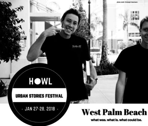 Urban Stories Festival, West Palm Beach, Florida