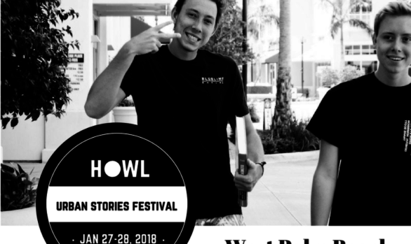 Urban Stories Festival, West Palm Beach, Florida
